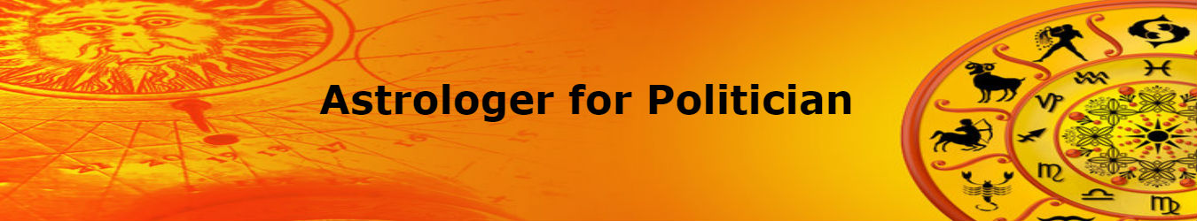 Astrologer for Politician